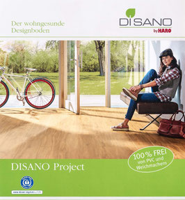 HARO DISANO Projekt Landhausdiele 4VM -Der Wohngesunde Designboden-
