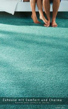 Teppichboden Barano  Uni-Kräuselvelours