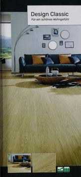 Vinylboden CLASSIC zum Klicken 0,30 mm Nutzschicht ca. 187 x 1212 x 4,5 mm