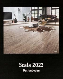 Vinylboden Scala 2,0 mm, 0,30 mm Nutzschicht in 15 verschiedenen Dekoren