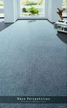 Teppichboden Flair Melange-Kräuselvelours