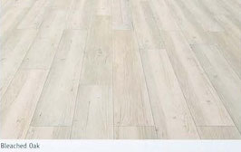 Click Design Belag Vinyl Ravello 0,30 mm oder Salerno 0,55 mm Bleached Oak