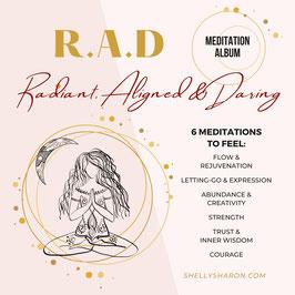 R.A.D. Meditation Album