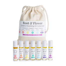 Chakra Anointing Oil Set