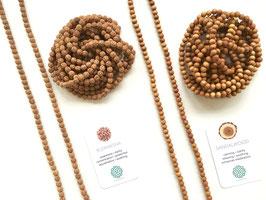 Sandalwood Beads