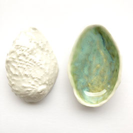 Ceramic Abalone Shell