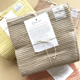 Organic Cotton + Rubber Yoga Mats