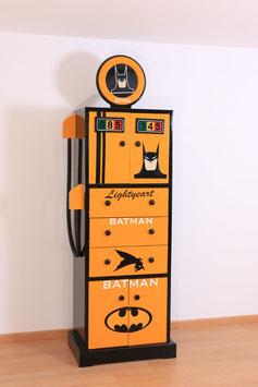 Cajonera Tipo Bomba Gasolina  Modelo Batman