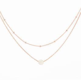Halskette Ruby