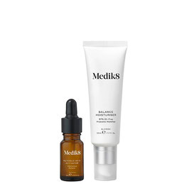 Medik8 Balance Moisturiser with Glycolic Acid Activator