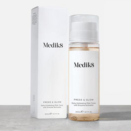 Medik8 Press & Glow toner