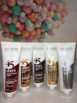 Revlonissimo 45 Days Shampoo
