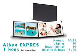 album EXPRES 10x15 10 pgs.