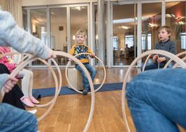 Musikalische Früherziehung TONFORSCHER 2 (5-7 Jahre ohne Eltern) am DONNERSTAG-NACHMITTAG
