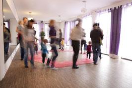 Musikgarten 1 (1,5-3 Jahre) am SAMSTAG-MORGEN