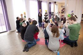 FREITAGS-Musikgarten für Babys im Alter von 12-24 Monaten bei Kursbeginn / 10 Kurstermine