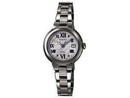 Casio 腕時計 SHEEN Star Index Series 電波ソーラーウォッチ 【数量限定】 SHW-1508B-8AJF レディース