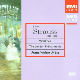 CD - Strauss - Walzer - Welser-Möst