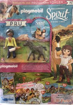Playmobil Sonderheft Spirit