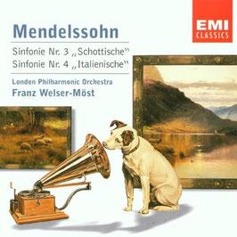 CD - Mendelssohn - Welser-Möst