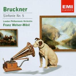 CD - Bruckner - Sinfonie Nr. 5 - Welser-Möst