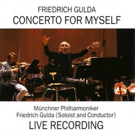 Concerto for Myself - Audio Cd