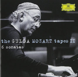 The Gulda Mozart Tapes II - 6 Sonaten
