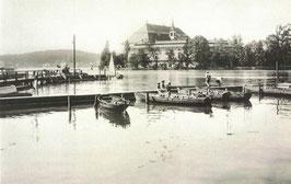 Billet Schloss Kammer Marina