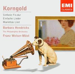 CD - Korngold - Welser-Möst