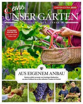 Servus - Unser Garten