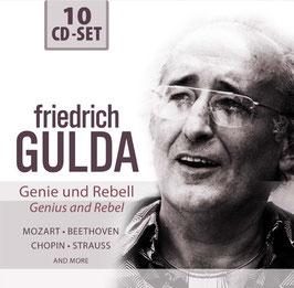 CD - Friedrich Gulda - Genie und Rebell