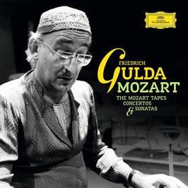 Friedrich Gulda Mozart Tapes - Conertos & Sonatas