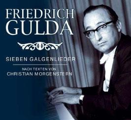 CD - Sieben Galgenlieder - Gulda