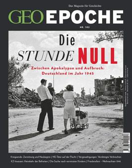 Geo Epoche Nr. 102