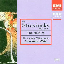 CD - Stravinsky Bartok Welser-Möst