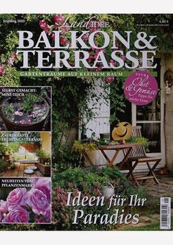 Landidee- Balkone & Terrasse
