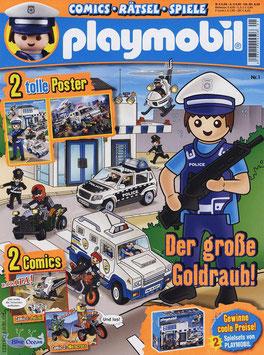 Playmobil Magazin Polizei