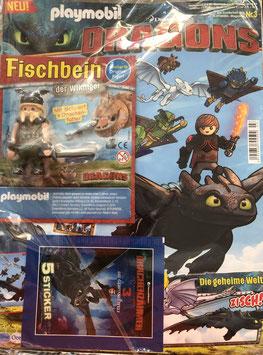 Playmobil Sonderheft Dragon