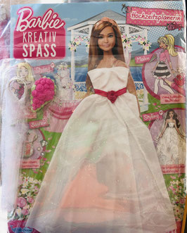 Barbie Kreativspass Hochzeitsplanerin