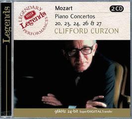 Mozart Klavierkonzerte - Clifford Curzon CD