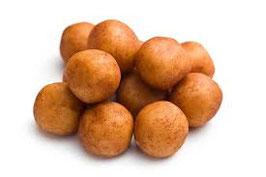 Kunder Marzipankartoffeln