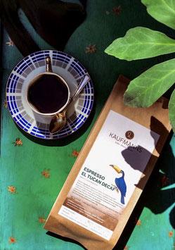 ESPRESSO EL TUCAN DECAF  *ohne Koffein*