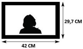 Portrait A3 - 1 Visage
