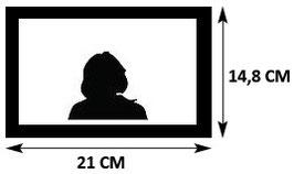 Portrait A5 - 1 Visage