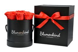 Flowerbox Queen - Romantic Red