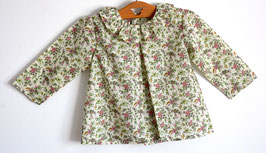 Blouse 9 moisLiberty Floribunda rose