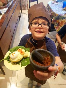 Kit: Cocina para peques