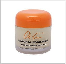Oi-Lin® Natural Emulsion (SPF 30)