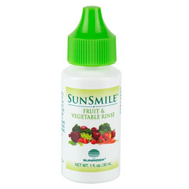 Fruit & Vegetable Rinse SunSmile ®