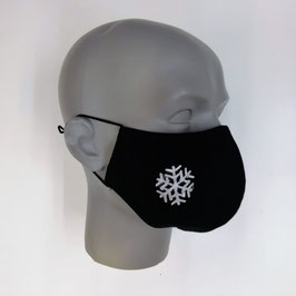 Fremdschutz - Rundmaske - Weihnachts-Motive (einzeilig auf einer Seite)